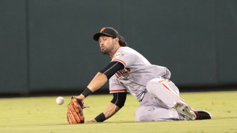 San Francisco Giants: 2. Outfield depth