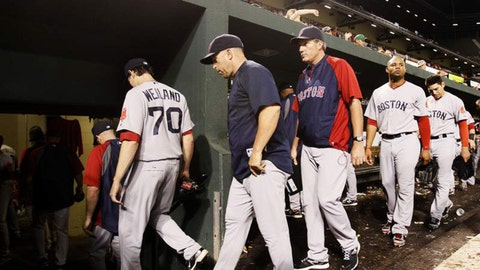 2011 Boston Red Sox