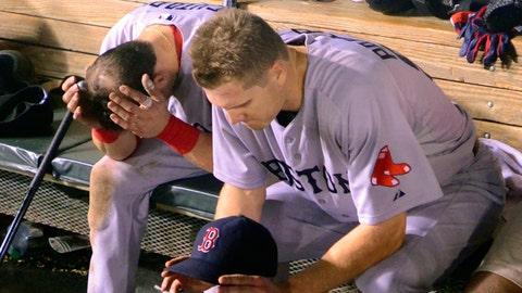 Cryin' shame: Worst September collapses in MLB history