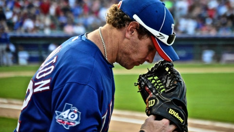 2012 Texas Rangers