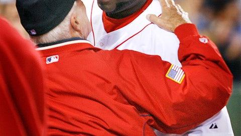 Sept. 21, 2006: Ortiz becomes Boston's single-season HR king