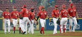 Lost Saturday for reeling Cardinals with two losses to Reds