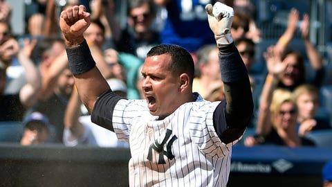 Alex Rodriguez: $21,000,000