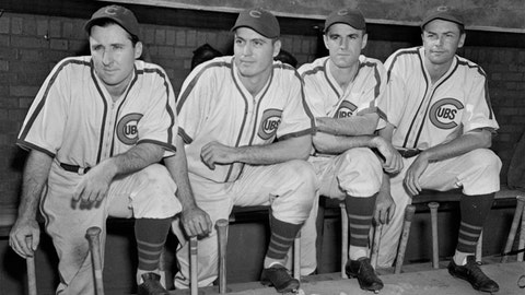 1938 Chicago Cubs