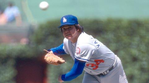 Fernando Valenzuela (Los Angeles Dodgers, 1980)
