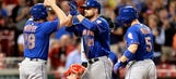 Duda homers twice, Mets cut magic number for NL East crown to 1