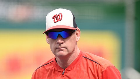 Matt Williams - Washington Nationals