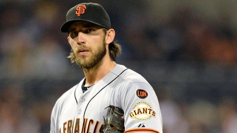 San Francisco Giants: 1. Starting pitching.