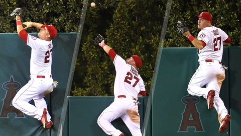Capitalize on Mike Trout's awesomeness
