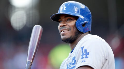Puig returns to form