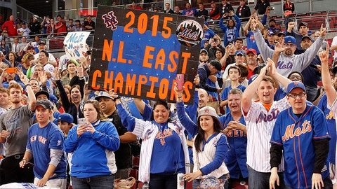 4. The NL East sets up for success