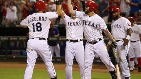Rangers: The healthy bounce-backs