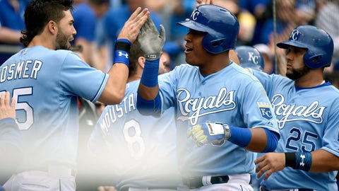 Royals: The experienced core