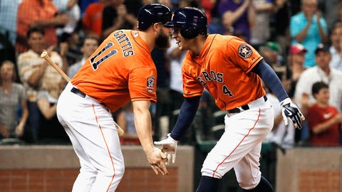 Astros: They have the power