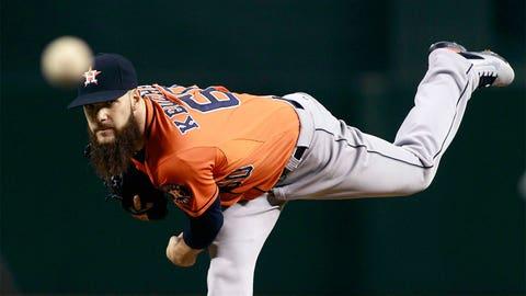 Astros: The unheralded rotation