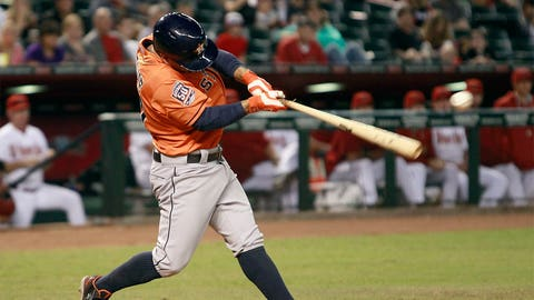 Astros: The little giant