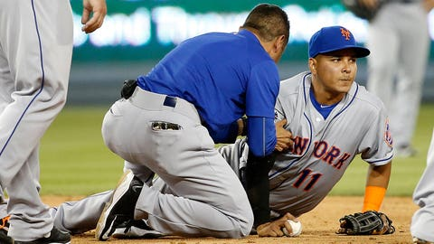 Was Chase Utley's slide dirty