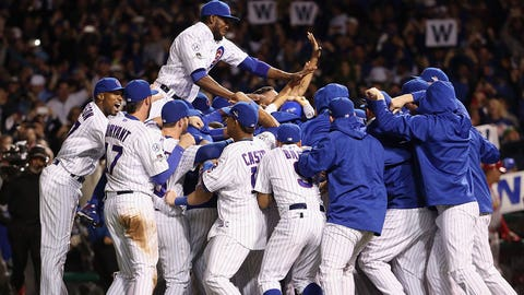 Chicago Cubs: 107 years