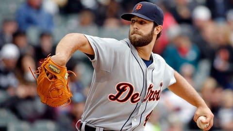 Daniel Norris, Tigers