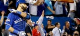 Jose Bautista's bat-flip blast gets fittingly epic Topps card treatment