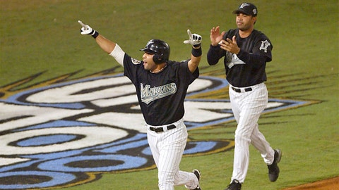 Alex Gonzalez. Florida Marlins vs. New York Yankees, Game 4, 2003: