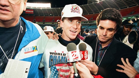 Tom Glavine: 1995 World Series, Game 6