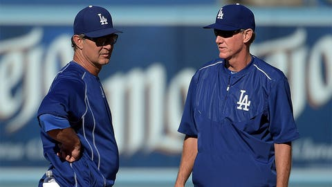 Who will be the Dodgers' next skipper?