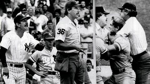 The 'Pine Tar Game'