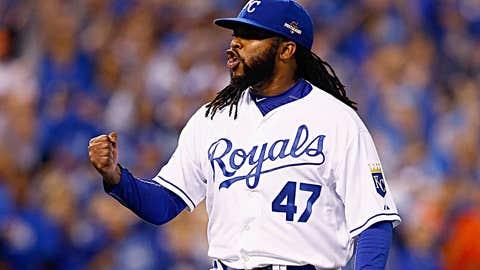 Royals: SP Johnny Cueto