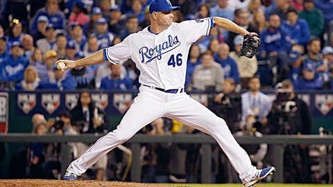 Royals: RP Ryan Madson