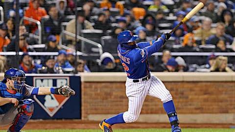 Mets: LF Yoenis Cespedes