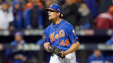 Mets: RP Tyler Clippard