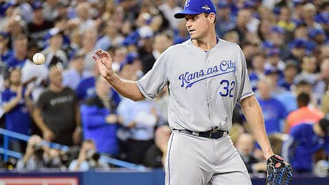 Royals: SP/RP Chris Young