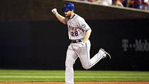 Mets: 2B Daniel Murphy