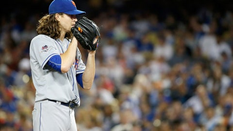Mets: Jacob deGrom, starting pitcher
