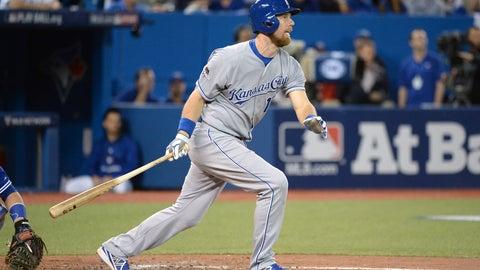 Royals: Ben Zobrist, second base