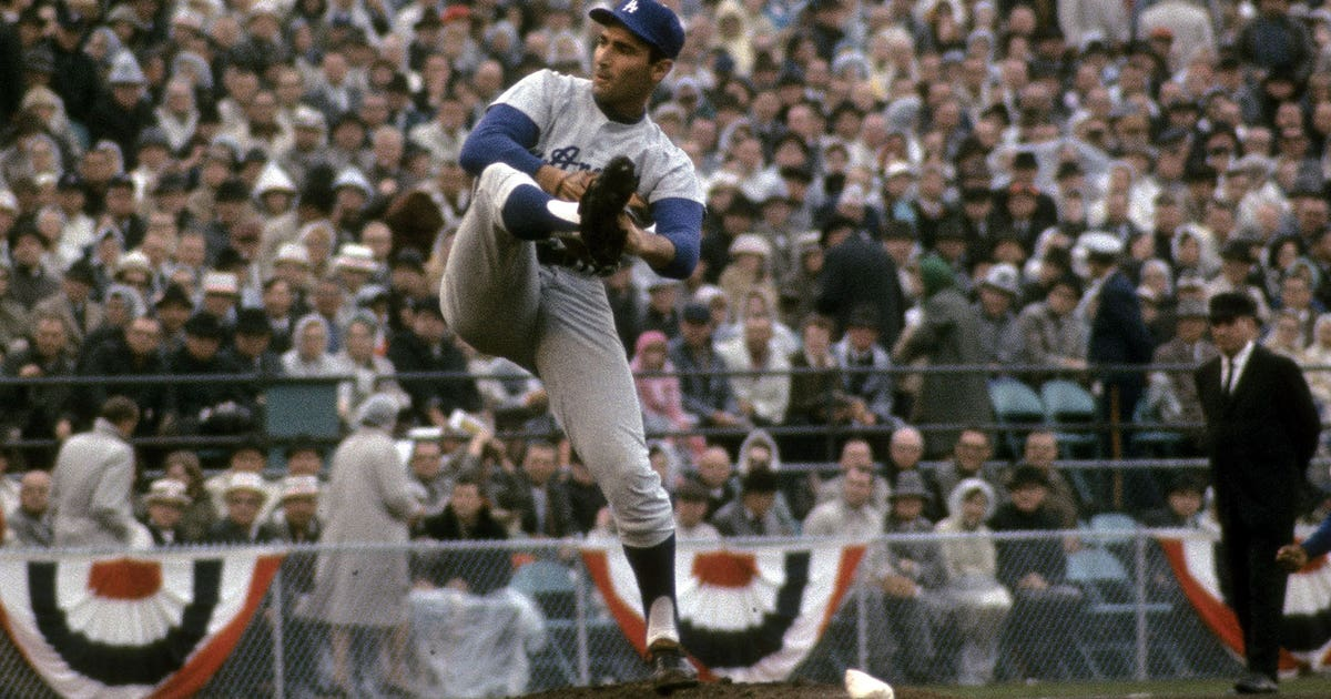 Sandy Koufax s Game 7 in 1965  One for the ages  53e4a6bef