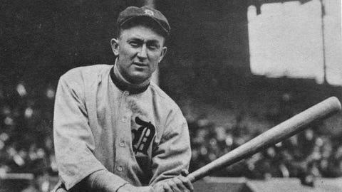 Ty Cobb, 4,191 hits