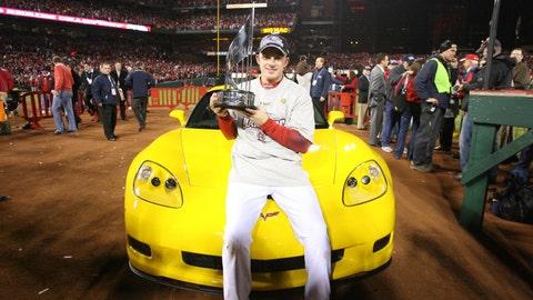 2006: David Eckstein, St. Louis Cardinals