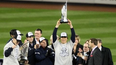 2009: Hideki Matsui, New York Yankees