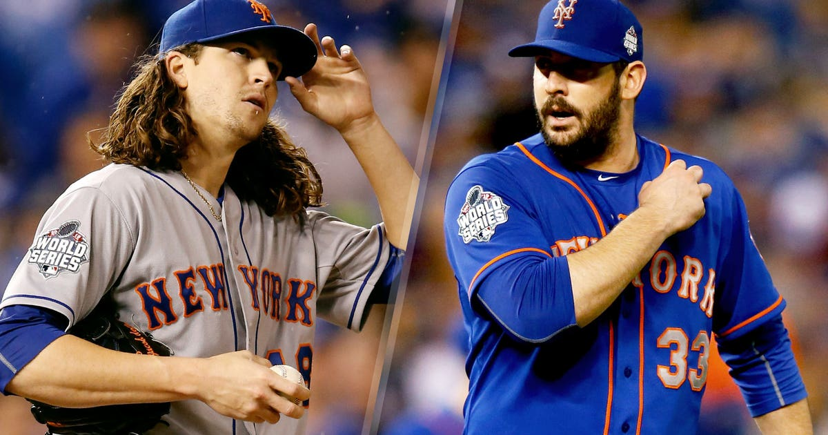 Matt Harvey Jokes About How He Mistook Jacob Degrom For A