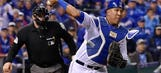 Mets' Collins has no issues with pine tar on Perez's shin guard