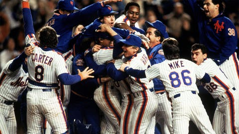 Classic Mets performances in Fall Classic
