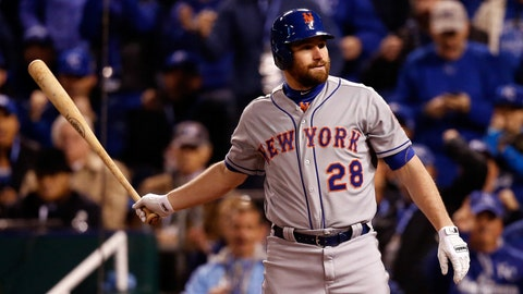 Daniel Murphy, 2015 New York Mets