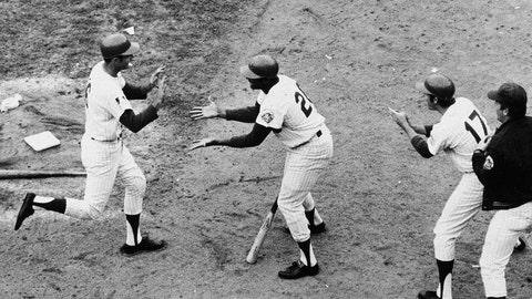 Al Weis, 1969 New York Mets