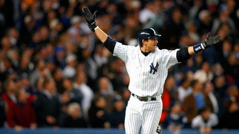 Aaron Boone, 2003 New York Yankees