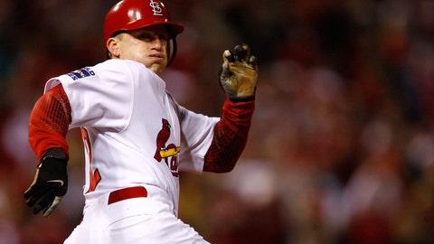 David Eckstein, 2002 Los Angeles Angels/2006 St. Louis Cardinals