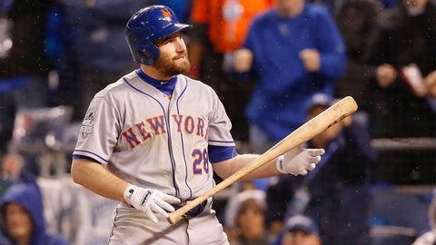 Time to step up: Daniel Murphy