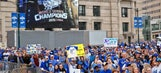 Royals' World Series celebration draws estimated 800,000 fans