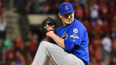 Free agency preview: RHP Trevor Cahill